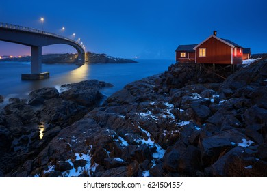 Lofoten Night.Norway