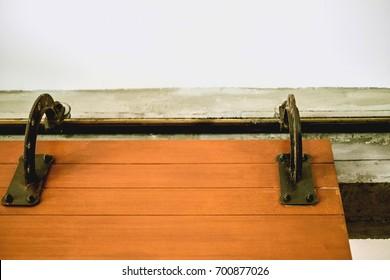 loft door fixture