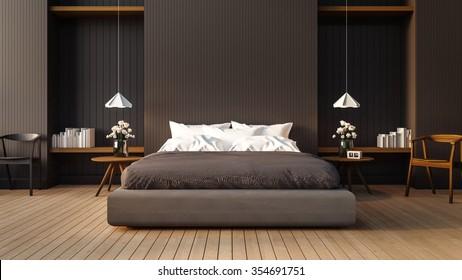 Slaapkamer Modern Stock Illustrations, Images & Vectors | Shutterstock