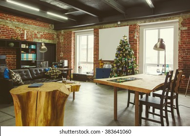Loft Office Interior Design