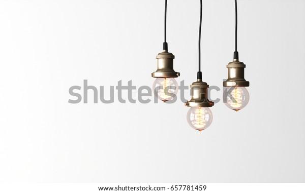 pie bombillas edison stock Foto sobre de Lámparas de con zpLSUMqVG