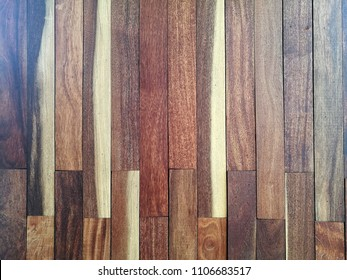Loft style Brown wood planks surface texture background