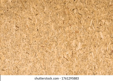 Loft wall surfaces, OSB Oriented Strand boards, full sheets, very large sheets - Shutterstock ID 1761295883