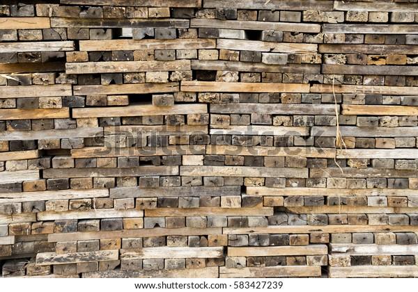 log wooden texture