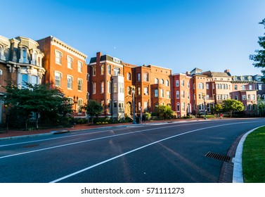 Logan Ciricle in District of Columbia During a Warm Summer Day