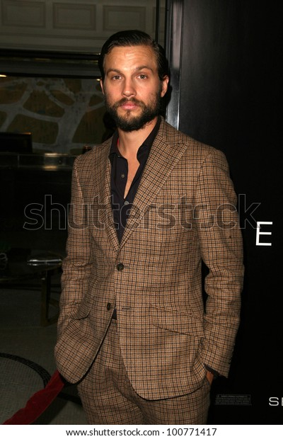 """Logan Marshall-Green at the World Premiere of """"Devil,"""" The London, West Hollywood, CA. 09-15-10"""