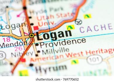Logan. Utah. USA