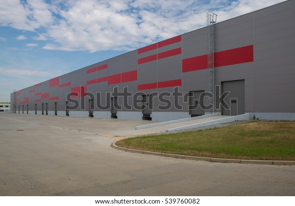 logistic hall