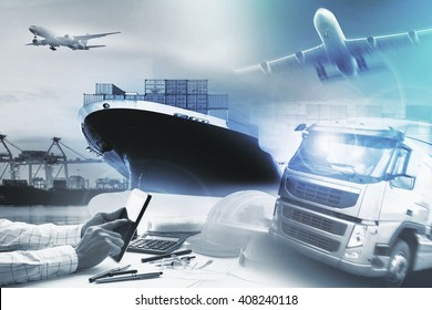 logistic and transportation business
