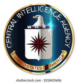 Logo of The Central Intelligence Agency of the United States of America