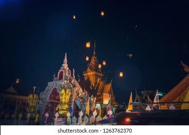 Loi Krathong, Light Festival, Thailand