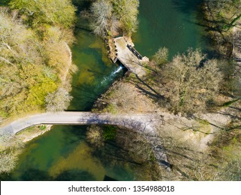 Loiret river, Olivet, Loiret, Centre-Val de Loire, France