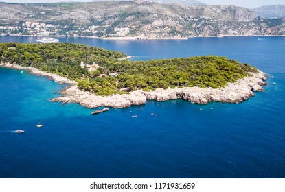 Lokrum Island: Legend of Lokrum, Dubrovnik Croatia