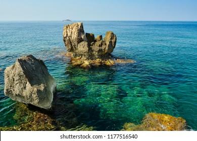 Lokrum island a piece of Rock from heaven