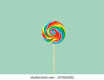 the lollipop .