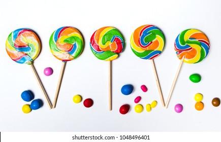 Spiral Lollipop Bilder, Stockfotos & Vektorgrafiken | Shutterstock
