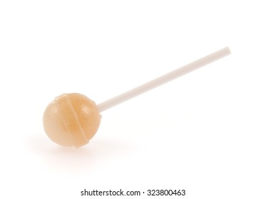 lollipop candy,isolated on white background