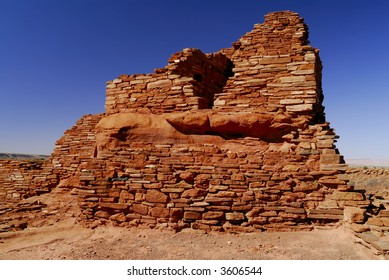 Lomaki Indian Ruins