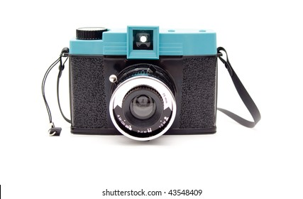 lomography camera isolated