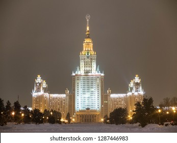 Lomonosov Moscow State University is a coeducational and public research university located in Moscow, Russia.