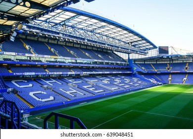 London 26 September 2016 Chelsea stadium