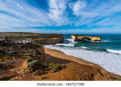 London Arch, Great Ocean Road, Victoria, Australia