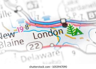 London. Arkansas. USA