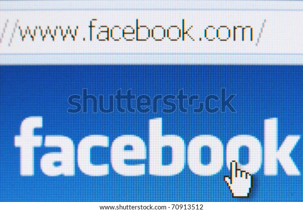 LONDON - AUGUST 16: Facebook accounts targeted in dislike application scam as the popular social media networking site warns users of the scam August 16, 2010 in London, UK.
