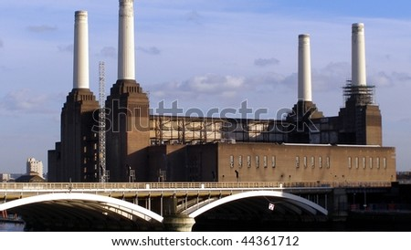 London Battersea powerstation a