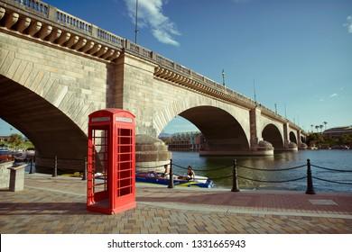 London Bridge (Lake Havasu, AZ)