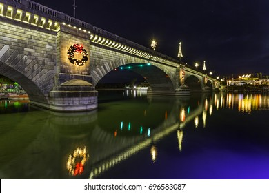 London Bridge (Lake Havasu City)