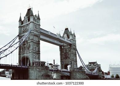 The London Bridge - UK