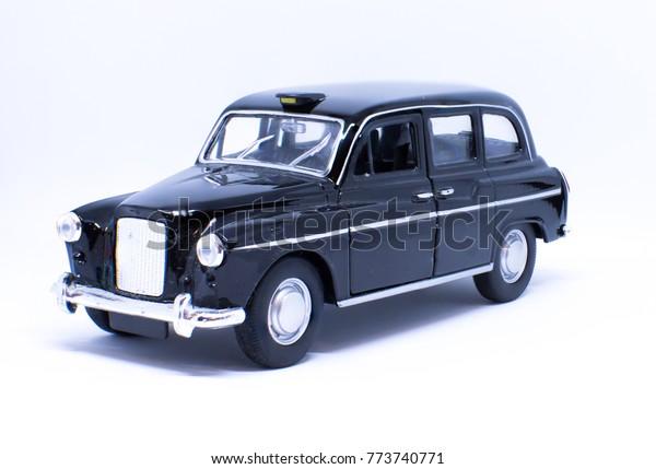 London cab toy