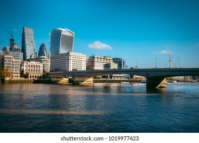 London City Landscape