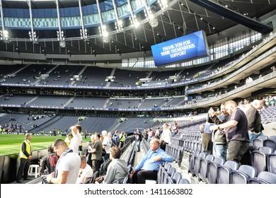 Tottenham Hotspur Stadium Images Stock Photos Vectors Shutterstock