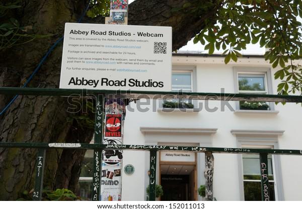 webcam london abbey road