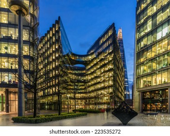 LONDON, ENGLAND - MAR 26: Price Waterhouse Coopers London Offices on March 26th , 2014 in London, England.  Price Waterhouse Coppers  is the world's largest accountancy firm  measured by  revenue.