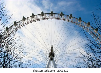 The London Eye - Tourist Attraction