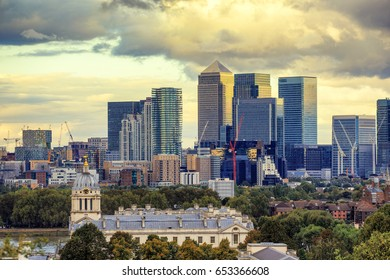 London Finance hub.