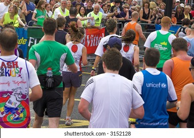 London Flora Marathon