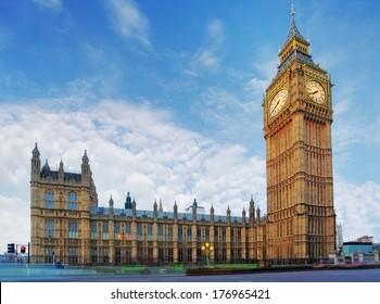 London - House of Parliament, Big Ben