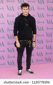 LONDON - JUN 20, 2018: Brooklyn Beckham attends the V&A Summer Party at The V&A