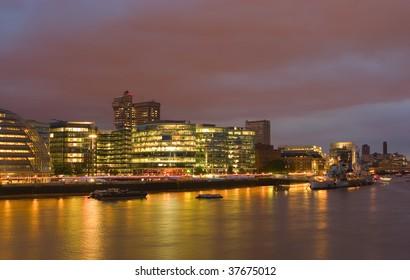 London lights-1