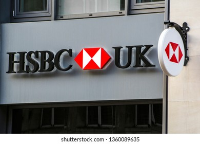 Hsbc Logo Images, Stock Photos & Vectors | Shutterstock
