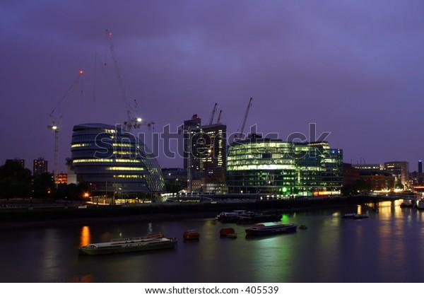 London Night-shot
