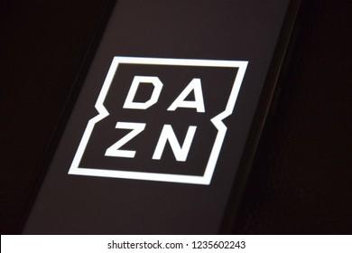 Dazn Logo High Res Stock Images Shutterstock