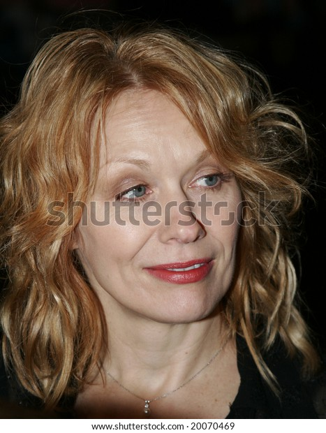 London November 21 Nancy Wilson Singer Stock Photo (Edit Now