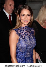 LONDON - OCT 6, 2014: Cheryl Fernandez-Versini ( Cheryl Cole) attends the Pride of Britain awards at The Grosvenor House Hotel in London