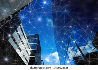 London office building for network and future concept