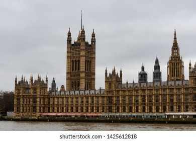 London - Palace of Westminster - March 20, 2019